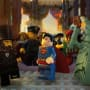 The LEGO Movie Abe Lincoln