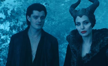 Maleficent Angelina Jolie Sam Riley