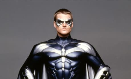 Batman and Robin Chris O'Donnell