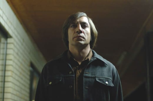 No Country for Old Men Javier Bardem