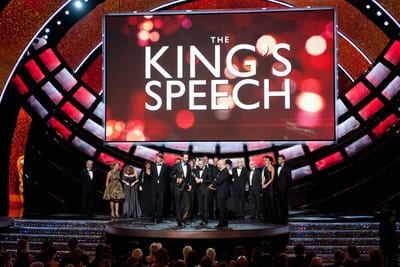 The King's Speech Wins Best Picture