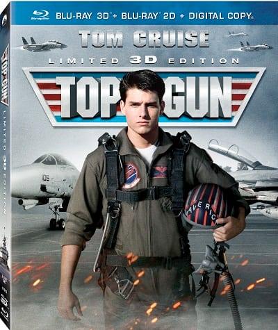 Top Gun 3D Blu-Ray