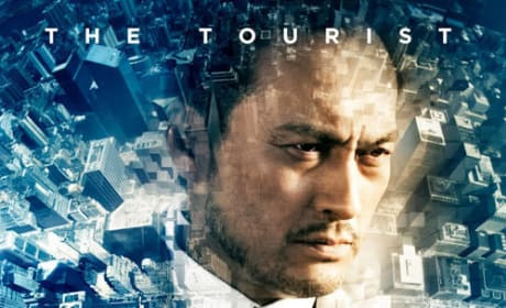 Inception Character Poster: Tourist
