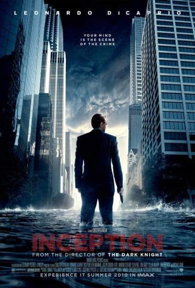 Inception Teaser Poster