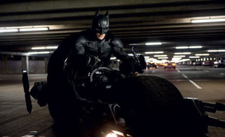 The Dark Knight Rises TV Spot: The Wait is Almost Over