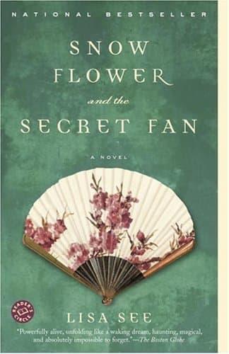 Snow Flower and the Secret Fan Novel Cover