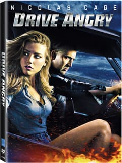 Drive Angry DVD Cover