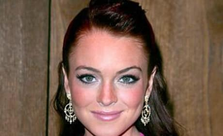 Lindsay Lohan one of the Manson Girls