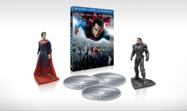Man of Steel Blu-Ray Gift Pack