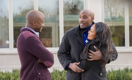 The Best Man Holiday Morris Chestnut
