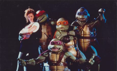 Teenage Mutant Ninja Turtles 1990 Full Cast