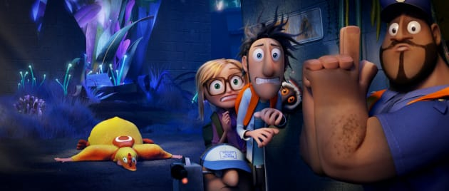 Cloudy with a Chance of Meatballs 2 Cast Photo