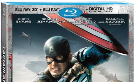 Captain America The Winter Soldier DVD: Trailer Released!