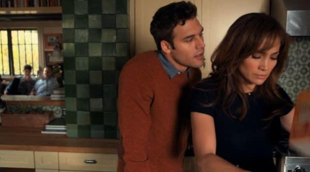 Ryan Guzman And Jennifer Lopez The Boy Next Door