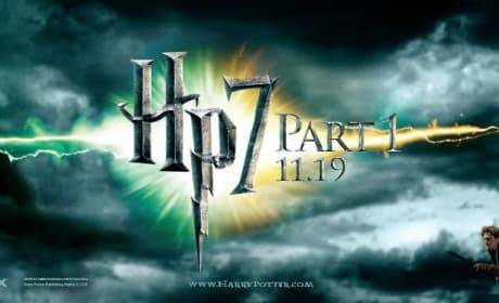 Harry Potter: Deathly Hallows Pt. 1 Has a DVD & Blu-Ray Release Date