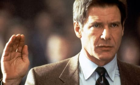 Harrison Ford Jack Ryan