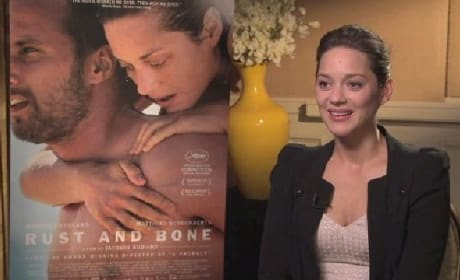 Marion Cotillard Shares Oscar Buzz & Rust and Bone
