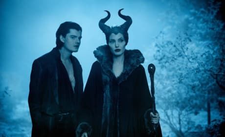 "Maleficent Exclusive: Sam Riley Talks Being in ""Hog Heaven!"""