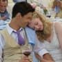 Amanda Seyfried Ben Barnes The Big Wedding