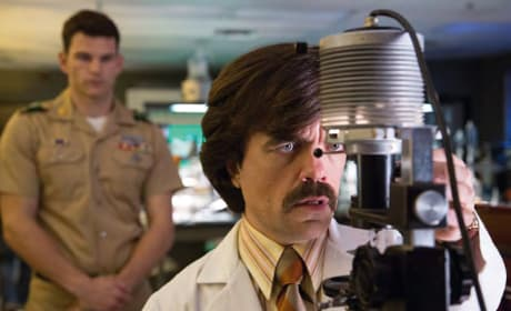 Peter Dinklage Stars In X-Men: Days of Future Past