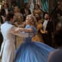 Lily James Richard Madden Star In Cinderella