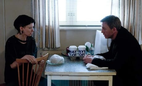 Daniel Craig and Rooney Mara Explore Girl with the Dragon Tattoo