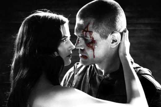 Sin City: A Dame to Kill For Eva Green Josh Brolin