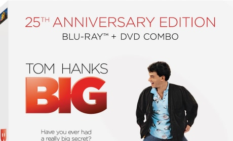 Big 25th Anniversary Edition DVD Review: All Heart and Soul!