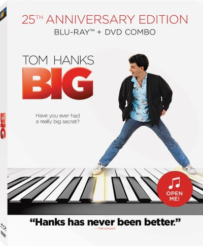 Big 25th Anniversary DVD/Blu-Ray Combo