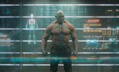 "Guardians of the Galaxy Exclusive: Dave Bautista Is ""Not Just The Muscle"""