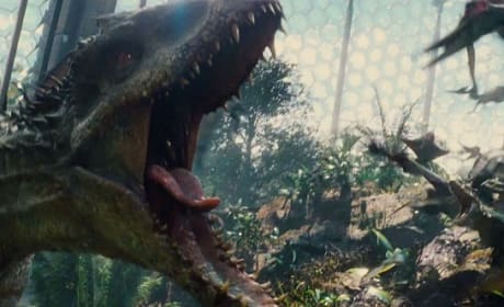 Jurassic World Trailer: It's Not About Control