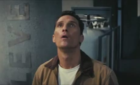 Interstellar TV Spots: Matthew McConaughey's Next Step