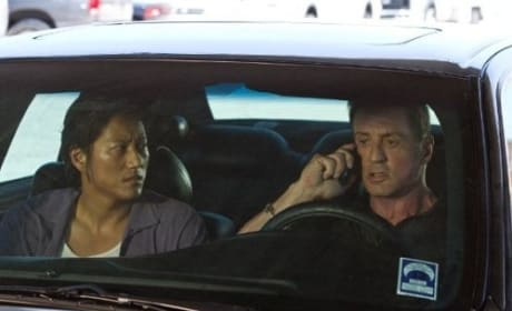 Sung Kang Sylvester Stallone Bullet to the Head