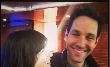 Evangeline Lilly Paul Rudd Photo