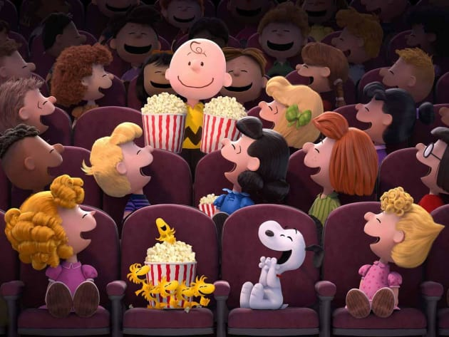 The Peanuts Movie Cast