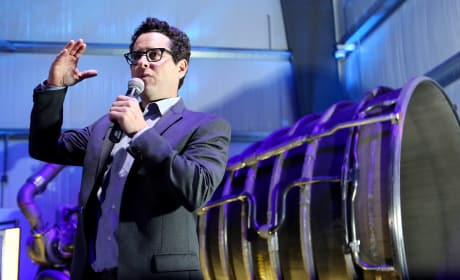 J.J. Abrams Star Trek Into Darkness Event