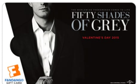 Fandango Fifty Shades of Grey Gift Card