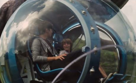 Jurassic World GyroMobile
