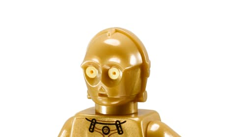 The LEGO Movie C3PO