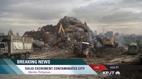 Pacific Rim Kaiju Poop