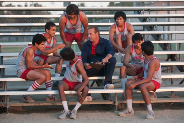 McFarland USA Kevin Costner and Cast
