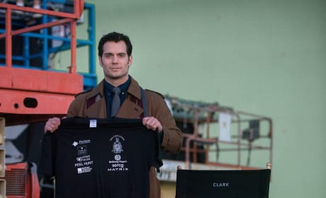 Batman v. Superman Dawn of Justice Henry Cavill