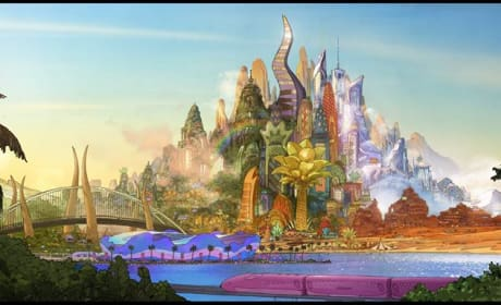 Zootopia Concept Art: Disney Animation Reveals Latest Movie Magic