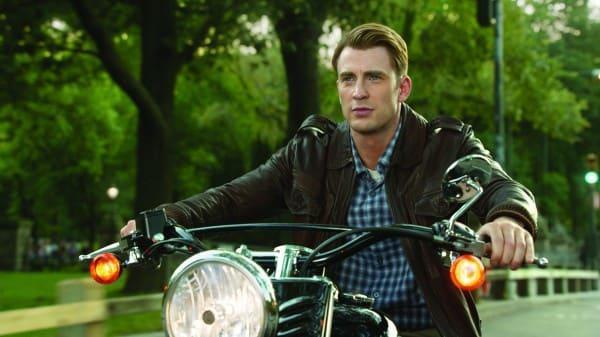 Chris Evans Stars in The Avengers