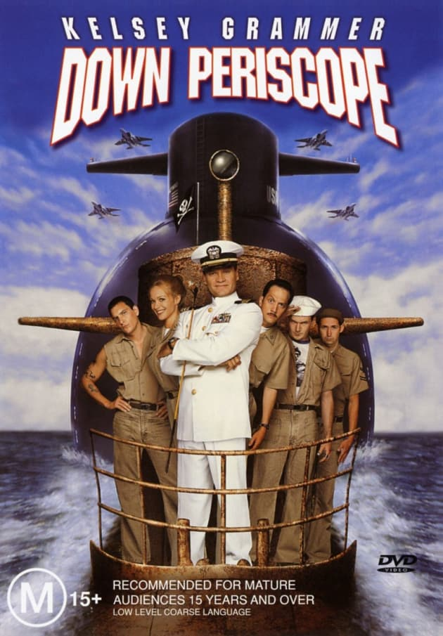 Down Periscope Poster