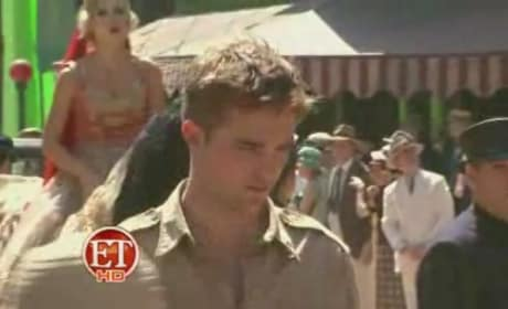 Reese Witherspoon & Robert Pattinson Talk Water For Elephants