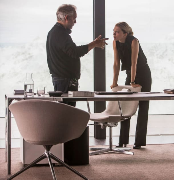 Sam Mendes Directs Lea Seydoux