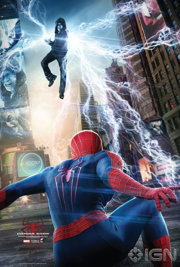 The Amazing Spider-Man 2 Promo Poster