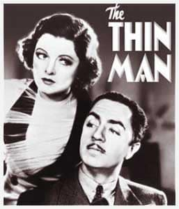 The Thin Man Original Poster