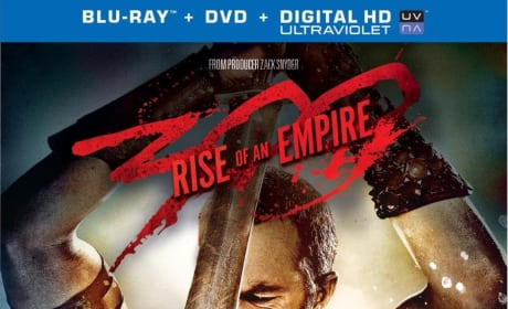 300 Rise of an Empire DVD Review: Bring the Battle Home!